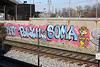 54.GraffitiTagging.WMATA.BrooklandCUA.NE.WDC.6April2011