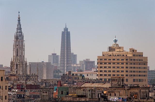 La Habana_skyline