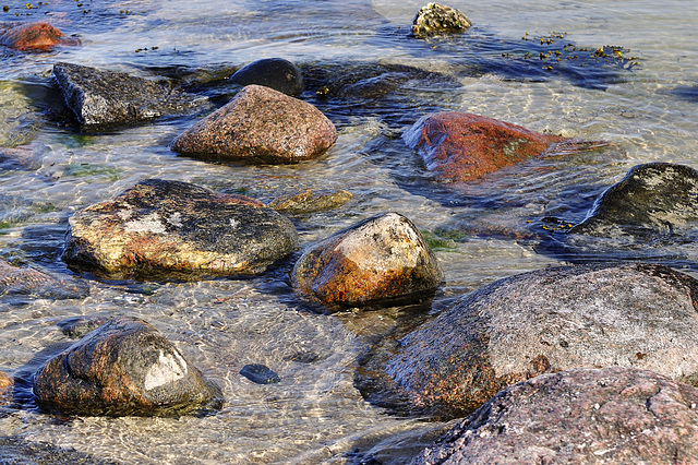 Stones in the Water