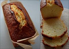 Proefbakken 1: Citroencake