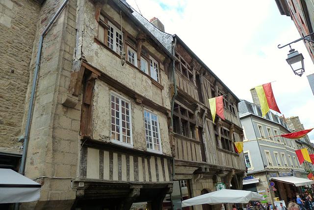 Dinan 2014 – Old houses