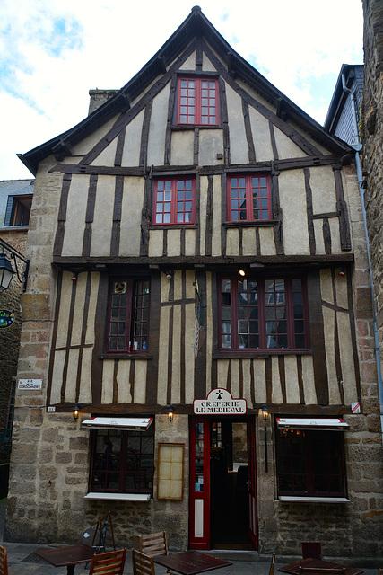 Dinan 2014 – Old house
