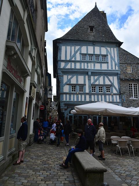 Dinan 2014 – Rue de la Cordonnerie