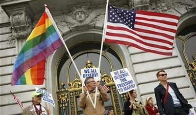 USREPORT-US-USA-GAYMARRIAGE-CALIFORNIA