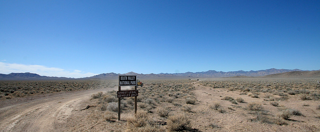 Death Valley National Park - Nevada Triangle (9521)
