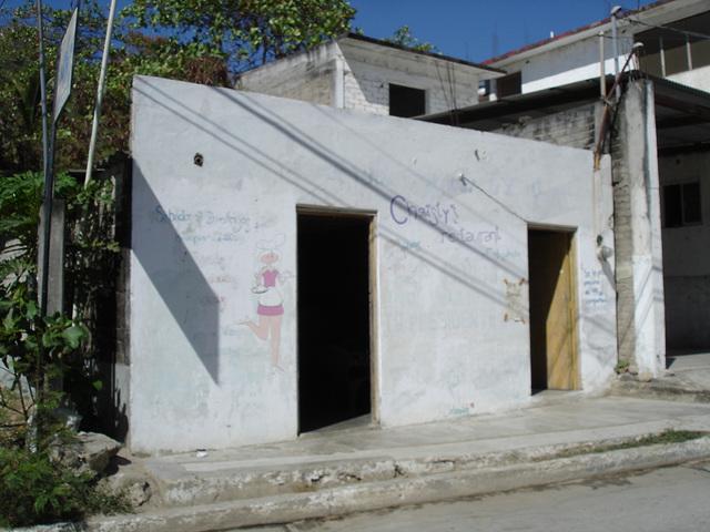 Puerto Angel, Oaxaca. Mexique / 16 janvier 2011.