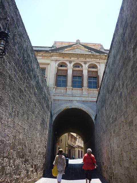Rhodes ....touristes