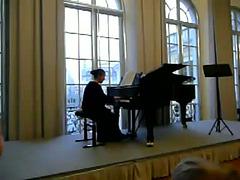 Italienisches Konzert von Bach - 1 -