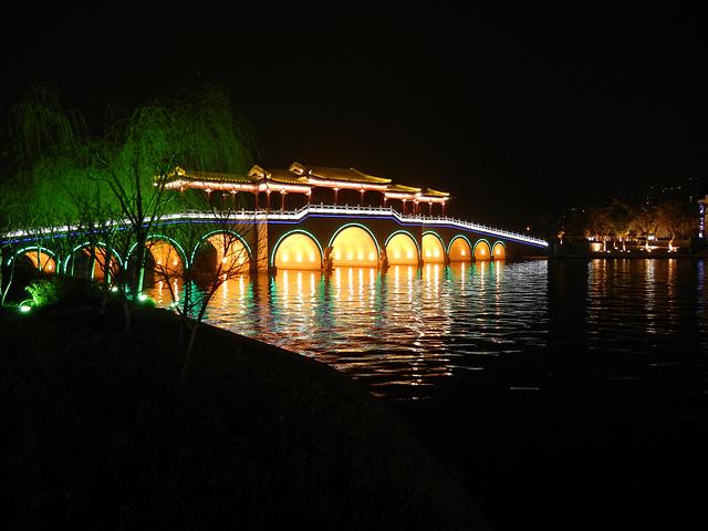 El Puente, Suzhou, China, Marzo 2011