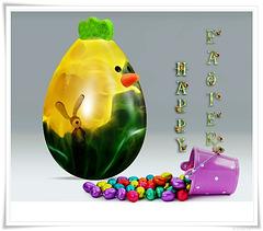 *Fröhliche Ostern*