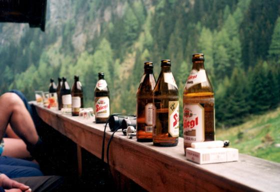 Neukirchner Hütte Biere x1i