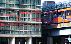 DLR and windows