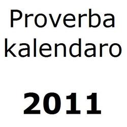 Kalendaro: 2011