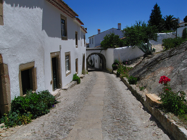 Marvão - the village