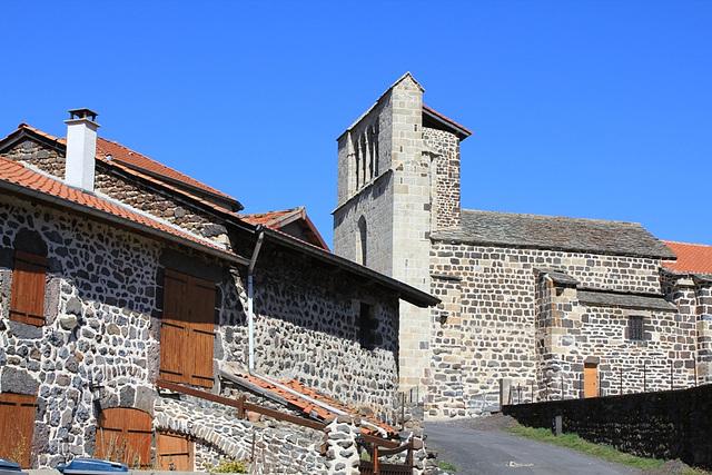 St Martin de Fugère et son église