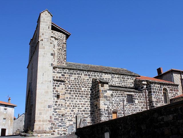 Profil d'église à peigne