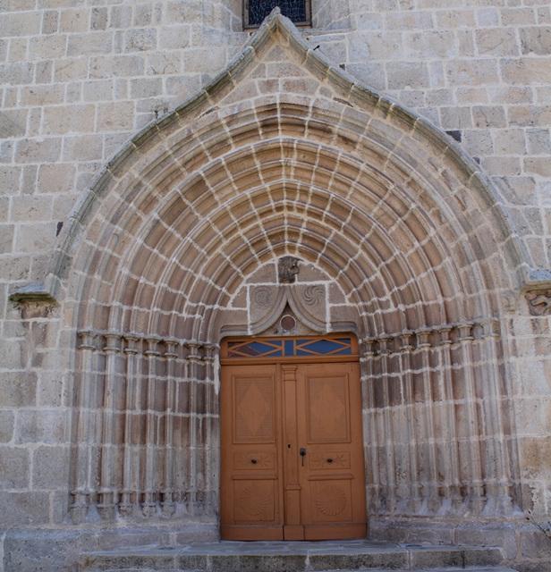 porte d'église -StMartin