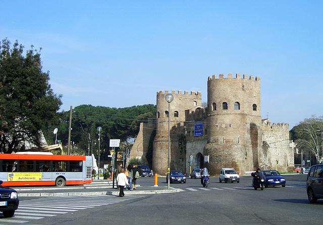 Rom, Porta San Paolo