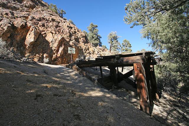 Death Valley National Park - Phinney Mine (9595)