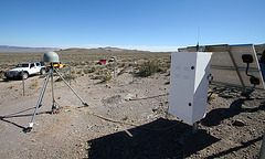 Death Valley National Park - Seismographic Equipment (9585)