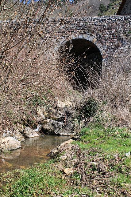 """Ruisseau blanc dit """"le Riou"""""""