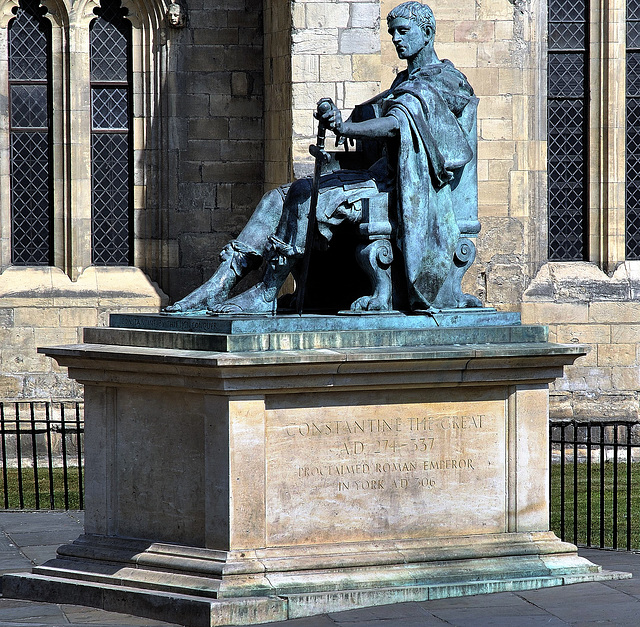 York, Constantine The Great.