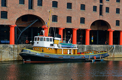 BROCKLEBANK, Albert Dock