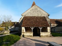 la chapelle de Nohant