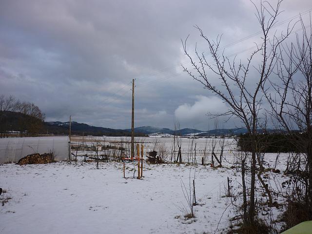 Plateau de Sault dans l'Aude