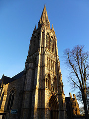 stoke newington new  church, london