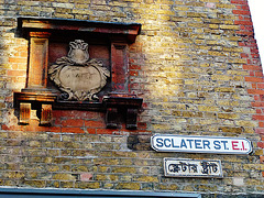 sclater street, bethnal green, london