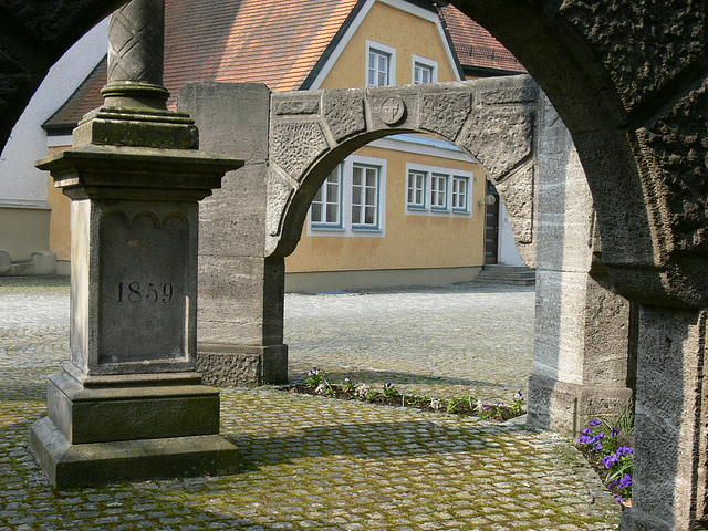 Nittenau - Kriegerdenkmal