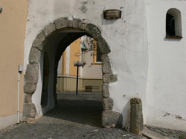 Nittenau - Storchenturm