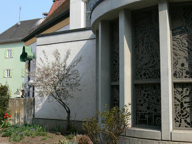 Nittenau - An der Stadtpfarrkirche