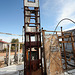 Noah Purifoy Outdoor Desert Art Museum - The White House (9857)