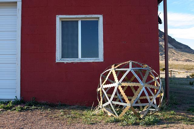 Bullfrog, Nevada - Art In Public Places (9609)