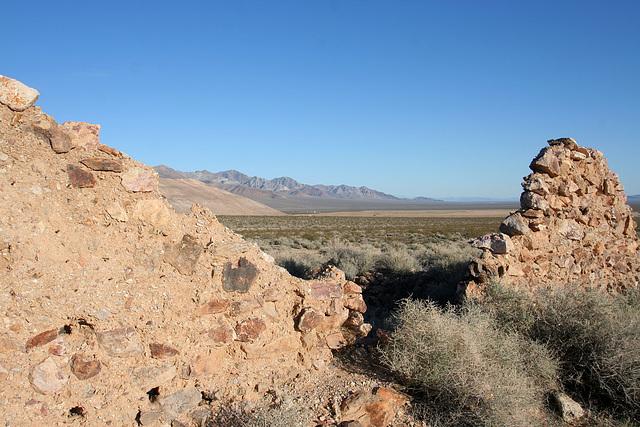 Bullfrog, Nevada, Ice House Remains (9606)