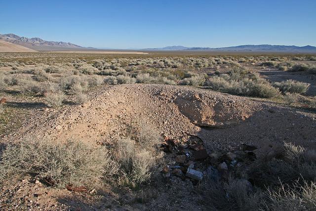 Bullfrog, Nevada, Ice House Remains (9607)
