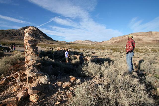 Bullfrog, Nevada, Ice House Remains (9608)