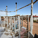 Noah Purifoy Outdoor Desert Art Museum - The White House (9862)