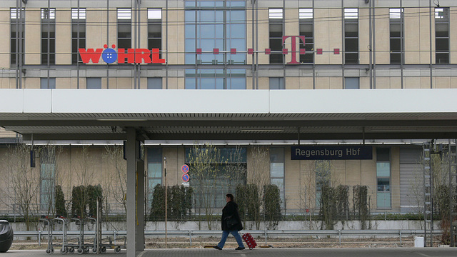 Regensburg - Hauptbahnhof