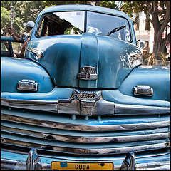 Ford Super Deluxe - 1947
