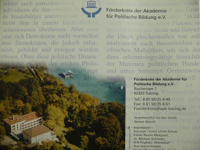 Akademie für Politische Bildung