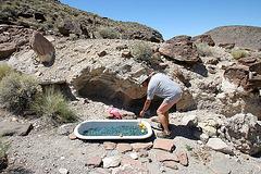 Marble Tub (0223)