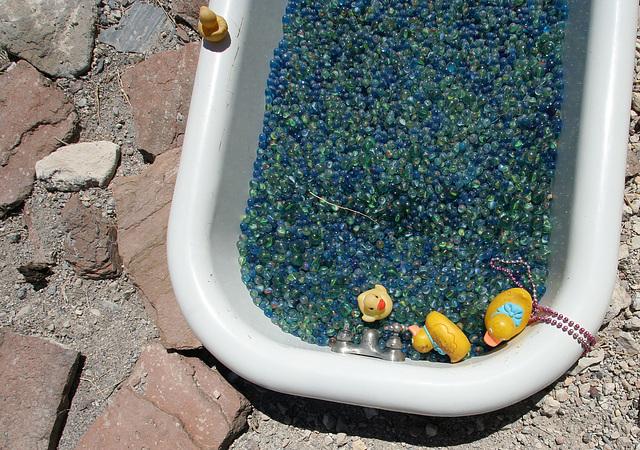 Marble Tub (0231)