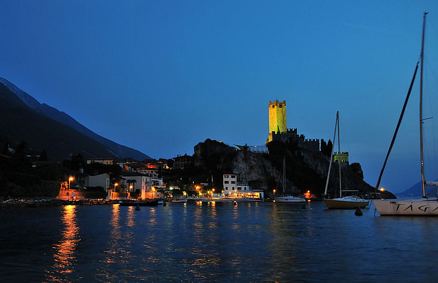 Malcesine, Lago do Garda