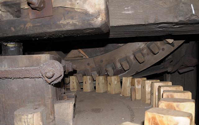 Greetsiel - Mühle Schoof - Zähne