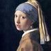 Johannes Vermeer - Knabino kun perla orelringo