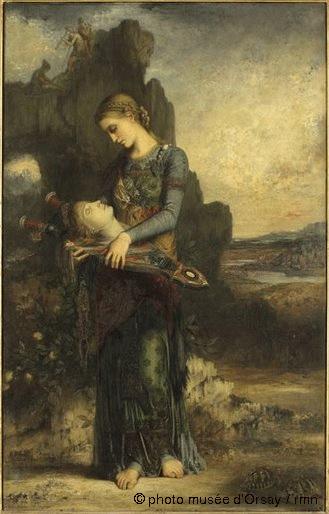 Gustave Moreau - Orfeo