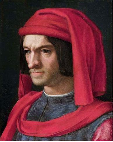 Agnolo Bronzino - Lorenzo di Medici